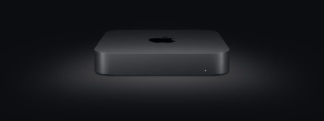 En yeni mac mini