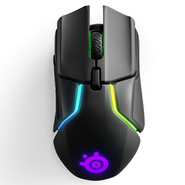 Steelseries Rival 650 Wireless Optik RGB Gaming
