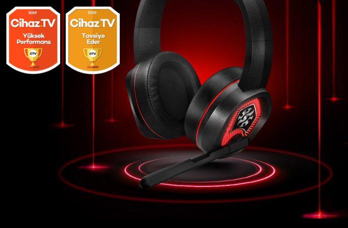 ADATA XPG EMIX H20 İnceleme - 299 TL Oyuncu Kulaklığı