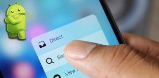 Android Q Apple'ın 3D Touch'ına benzer bir özellikle gelebilir
