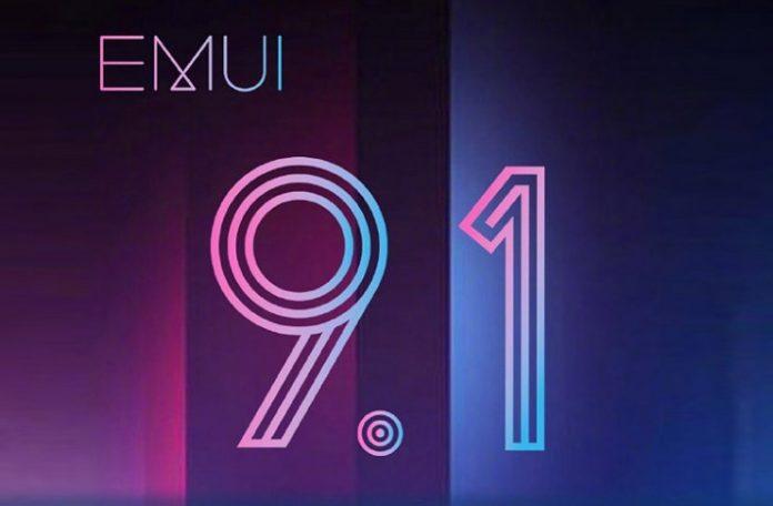 EMUI 9.1 Güncellemesi Alacak Huawei Cihazlar Belli Oldu