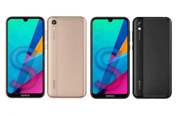 Honor 8S özellikleri ve fotoğrafları ortaya çıktı