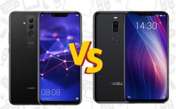 Huawei Mate 20 Lite mı Meizu X8 mi? Mate 20 Lite, Meizu X8 alınır mı?
