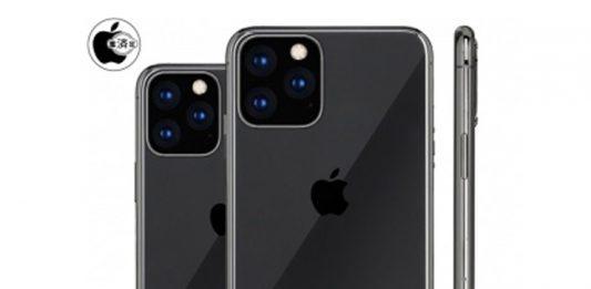 2019 model iPhone'larda üç arka kamera olacağı iddiası yine gündemde