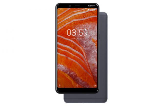 800-1000 TL Arası En İyi Akıllı Telefon Nokia 3.1 Plus