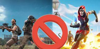 PUBG ve Fortnite Irak'ta yasaklandı