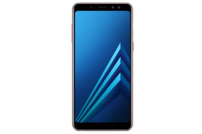 2500 - 3500 TL arası en iyi akıllı telefon tercihleri - Nisan 2019  Samsung Galaxy A8 (2018)