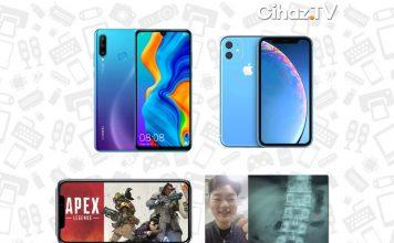 Huawei P30 Lite, iPhone XR 2019, AirPods Yutan Adam, Apex Legends Mobil - CTV Gündem