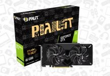 Palit GeForce GTX 1660 Ti Dual İnceleme (Video)