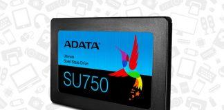 ADATA SU750 256 GB SSD inceleme - ADATA SU750 alınır mı? (Video)
