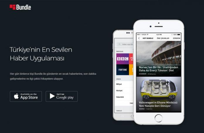 Türkiye'nin En Sevilen Haber Uygulaması Bundle Yenilendi
