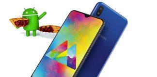 Galaxy M10, Galaxy M20 ve Galaxy M30 Android Pie Güncellemesi Alacak