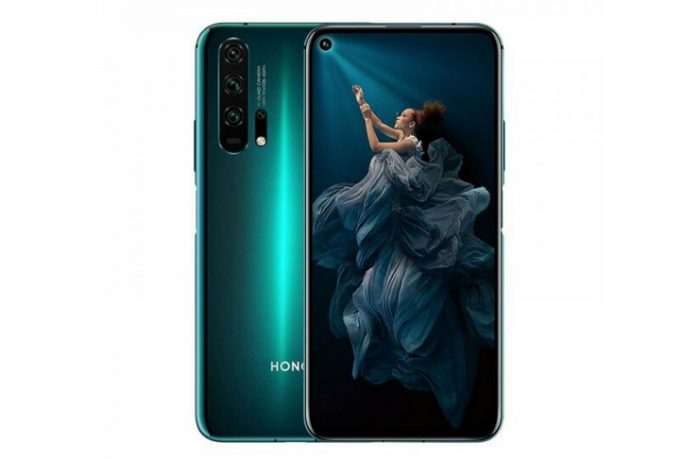 Ön Kamerası En İyi Akıllı Telefonlar Honor 20 Pro (2019)