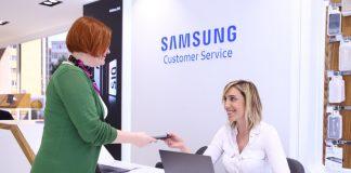 Samsung 1 Saat İçerisinde Servis Anlayışına Geçiyor