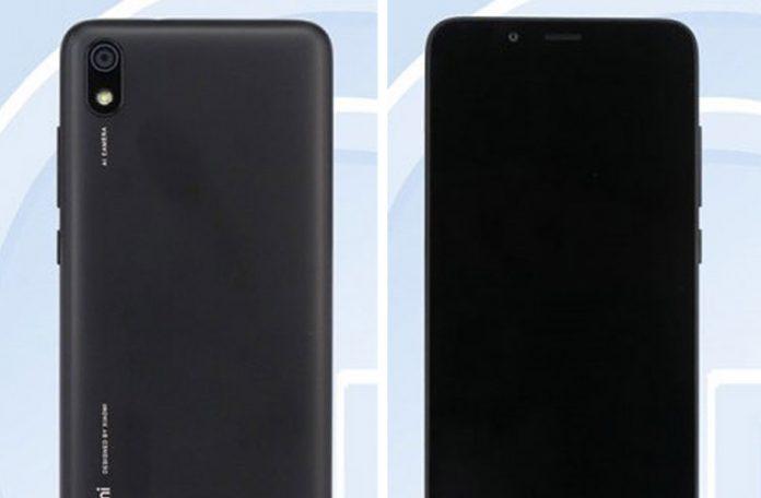 Xiaomi Redmi 7A Geliyor, Telefon TENAA'da Göründü