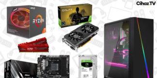 6000 TL PC Toplama Tavsiyeleri - Aralık 2019