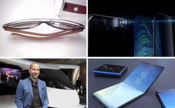 OPPO'nun gizli ön kamerası, Uber uçan taksi, Apple AR gözlüğü ve dahası - CTV Gündem