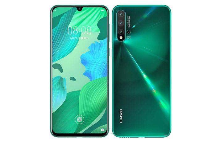 Huawei Nova 5 özellikleri