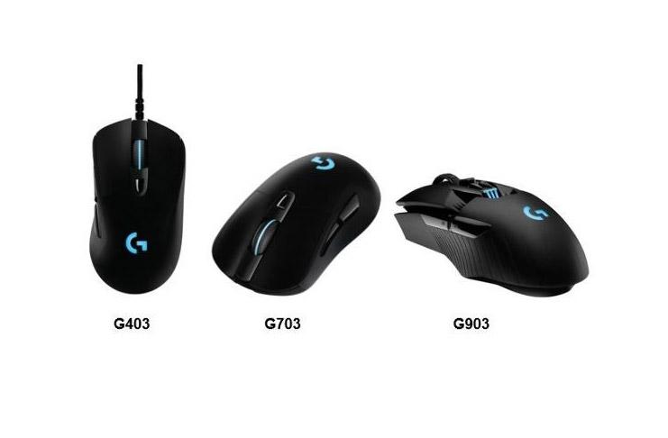 G403 Firmware