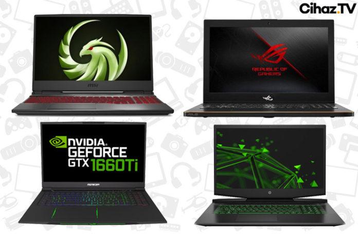 7000 - 9000 TL Arası En İyi Oyun Laptopları - Ocak 2020