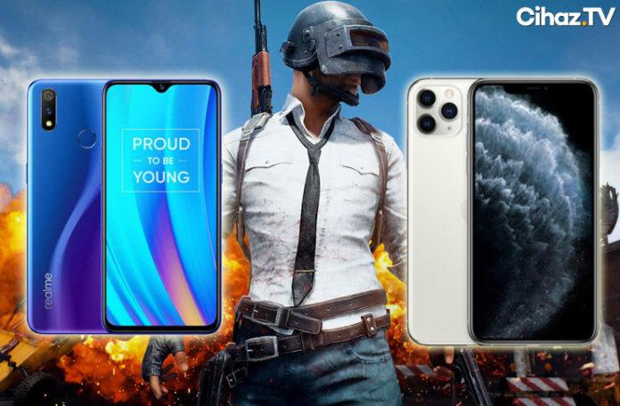 PUBG İçin En İyi Telefonlar - Aralık 2019