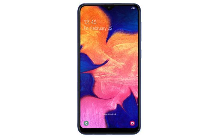 Samsung Galaxy A10 (Çift Hat - İthalatçı Garantili)