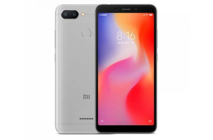 800-1000 TL Arası En İyi Akıllı Telefon  Xiaomi Redmi 6 32 GB / 3 GB