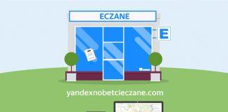 Yandex Nöbetçi Eczaneler Sitesi Açıldı