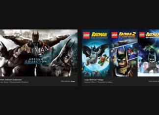 Batman Arkham Asylum, Arkham City ve Arkham Knight Kısa Süreliğine Bedava Oldu