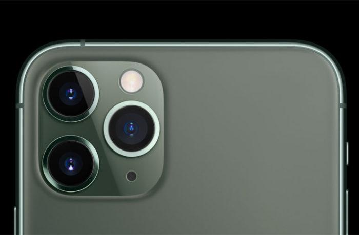 En İyi Kameraya Sahip Akıllı Telefonlar 4. Apple iPhone 11 Pro Max (Fotoğraf 124, Video 102, Genel 117 puan)