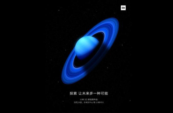 Xiaomi Mi 9 Pro ve Mi Mix 4 Lansman Tarihi Belli Oldu
