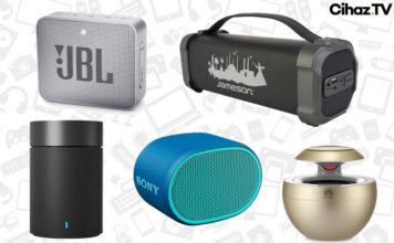 100-250 TL Arası En İyi Bluetooth Hoparlörler