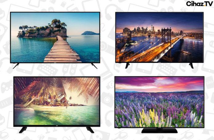 2000-3000 TL Arası En İyi Televizyon Modelleri - Aralık 2019