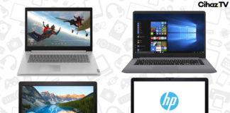 2500-3000 TL Laptop Tavsiyeleri - Aralık 2019