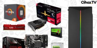 3000 TL PC Toplama Tavsiyeleri - Ocak 2020