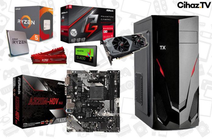4000 TL PC Toplama Tavsiyeleri - Ocak 2020