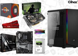 6000 TL PC Toplama Tavsiyeleri - Ocak 2020