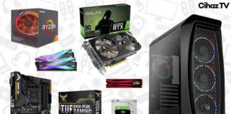 7000 TL PC Toplama Tavsiyeleri - Aralık 2019