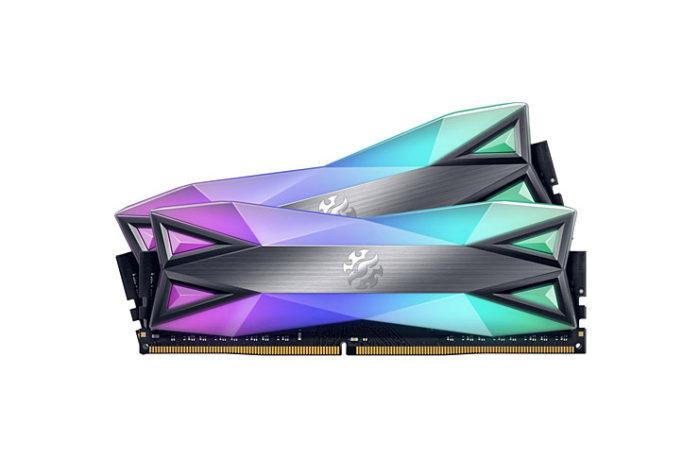 Adata DDR4 16GB(2x8GB) 3200MHz XPG SPECTRIX D60G RGB Ram (630 TL)