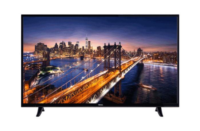 "Regal 50R7520U 50"" 4K Smart TV"