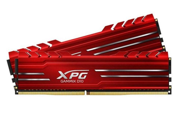 Adata DDR4 16GB(2x8GB) 3200MHz XPG GAMMIX D10 RED Ram (530 TL)