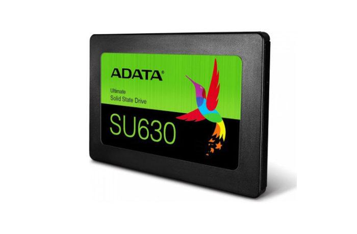 Adata SU630 480GB 520-450MB/s SSD (385 TL)