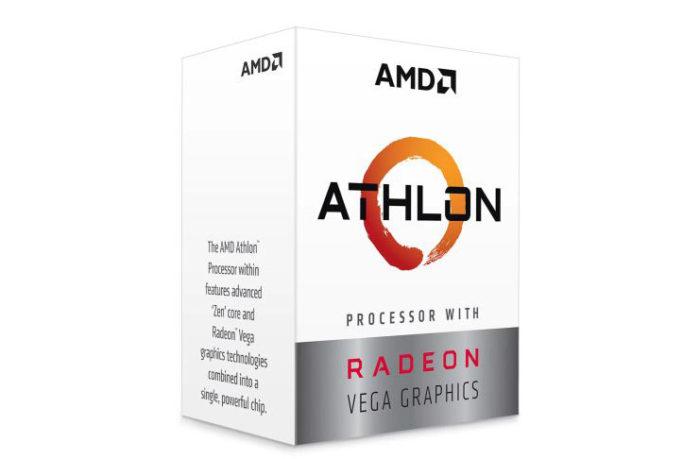 AMD Athlon™ 3000G 3.2GHz Vega3 Graphics 3.5GHz 4MB Cache AM4 İşlemci (425 TL)