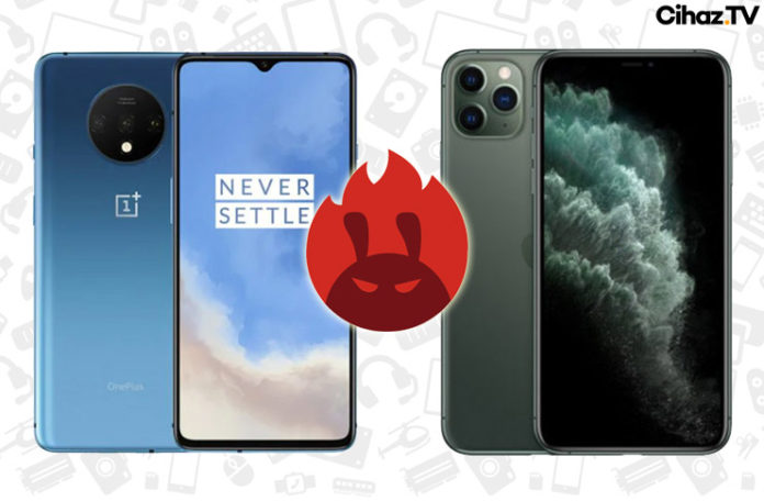 AnTuTu Rekortmeni En İyi Akıllı Telefonlar - Aralık 2019