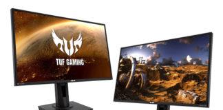 ASUS'tan 280 Hz Tazeleme Hızında Monitör: TUF Gaming VG279QM