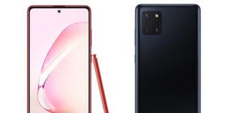 Galaxy Note 10 Lite Tasarım Fotoğrafları Sızdırıldı