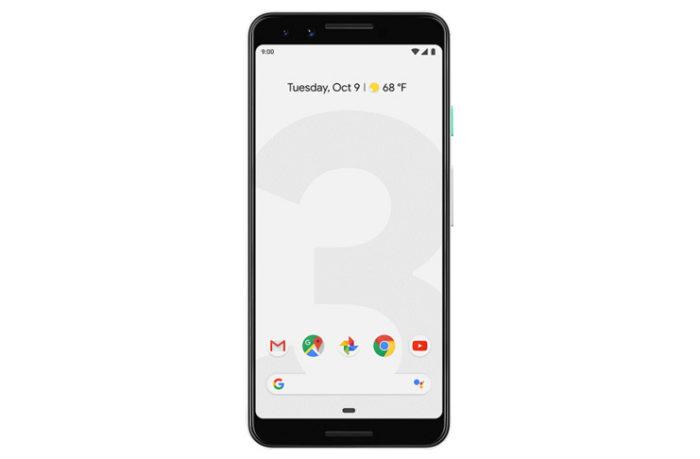 Google Pixel 3 (2018)