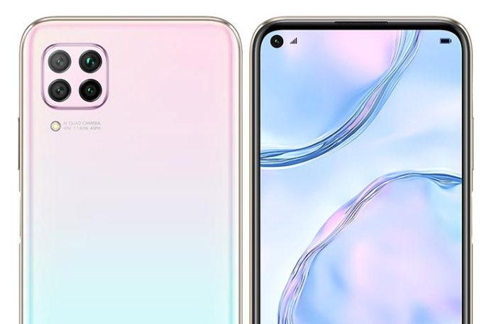 4 Kameralı Huawei nova 6 SE Çin'de Ön Siparişe Çıktı