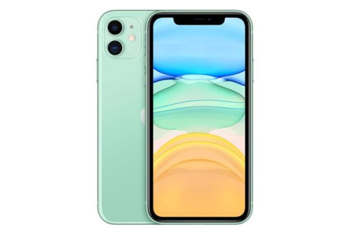 AnTuTu Apple iPhone 11 (4 GB + 256 GB)