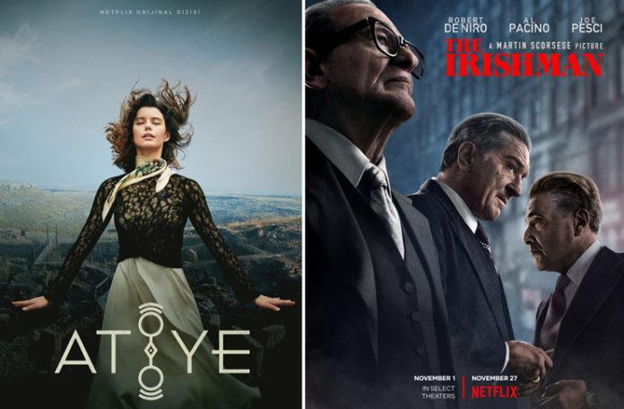 2019 Yılında Netflix Türkiye'de En Çok İzlenen Yapımlar Belli Oldu